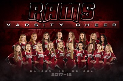 Bangor Rams Cheer 2017