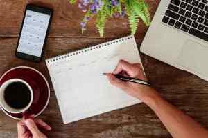 piano editoriale blog