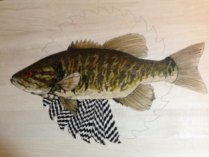Gator Smallie in the works