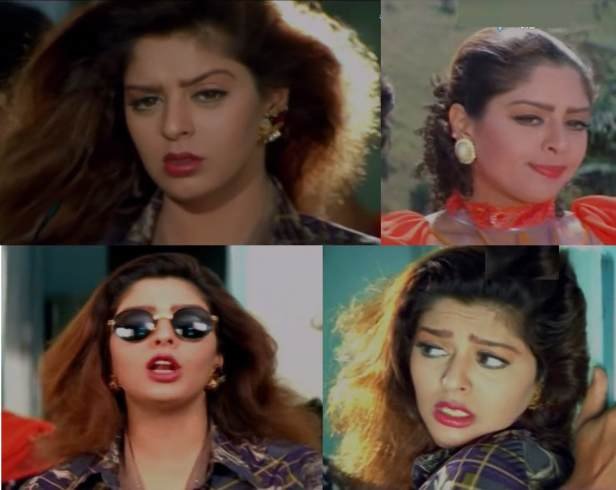 Some Successful & Talented South Indian Actresses 90's