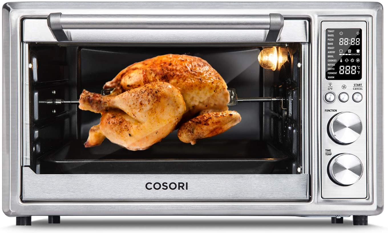 cosori 12 in 1 convection toaster oven