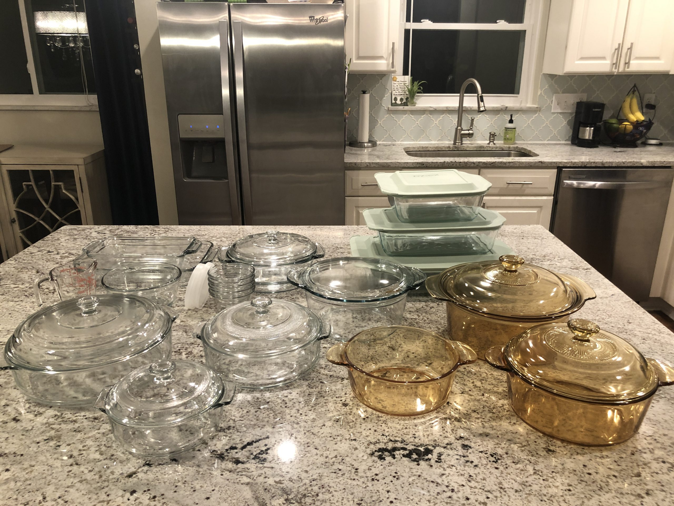 the best glass cookware set may 2021