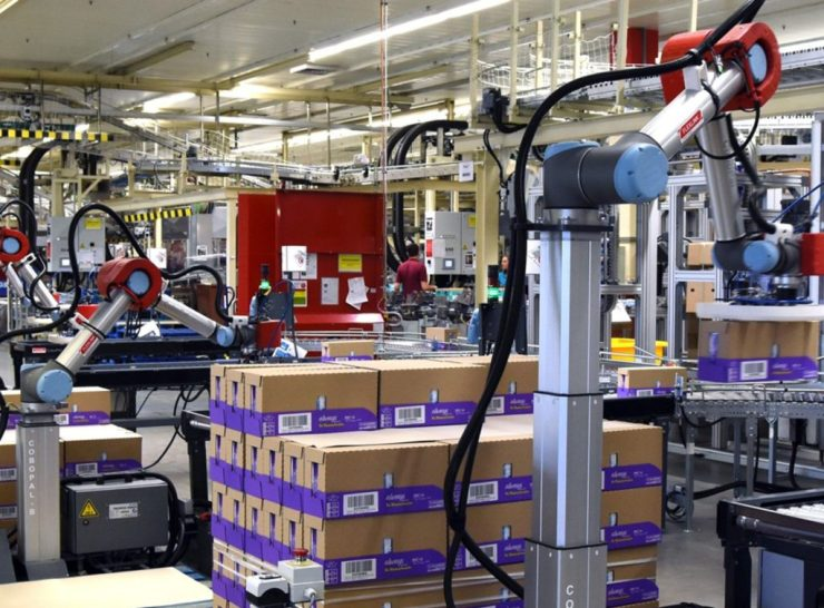 How to measure environmental effects on robotic motion components