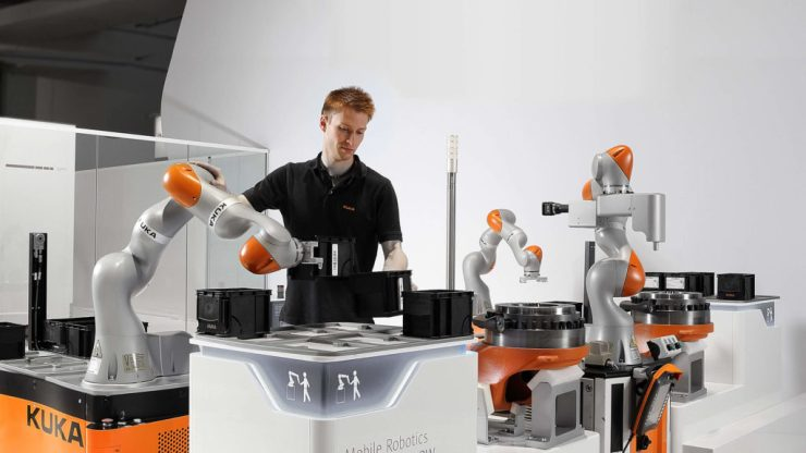 Labor and robotics needed for the future of manufacturing, says KUKA exec