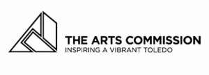 The Arts Commission logo