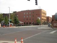 Hensville Park, corner of Monroe & St. Clair