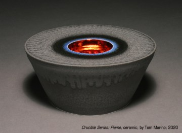 """Crucible Series: Flame"" by Tom Marino"
