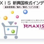 短期間の値動きの激しい「eMaxis 新興国株式インデックス」を見てみる