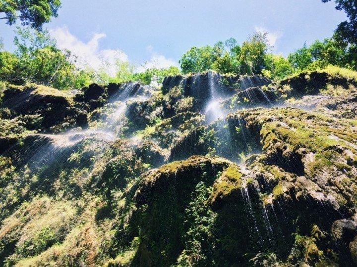 宿霧景點推薦 :Tumalog-Falls