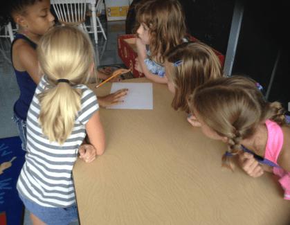 Golden Girls making a plan