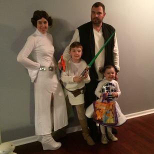 Bearden tribute to Star Wars