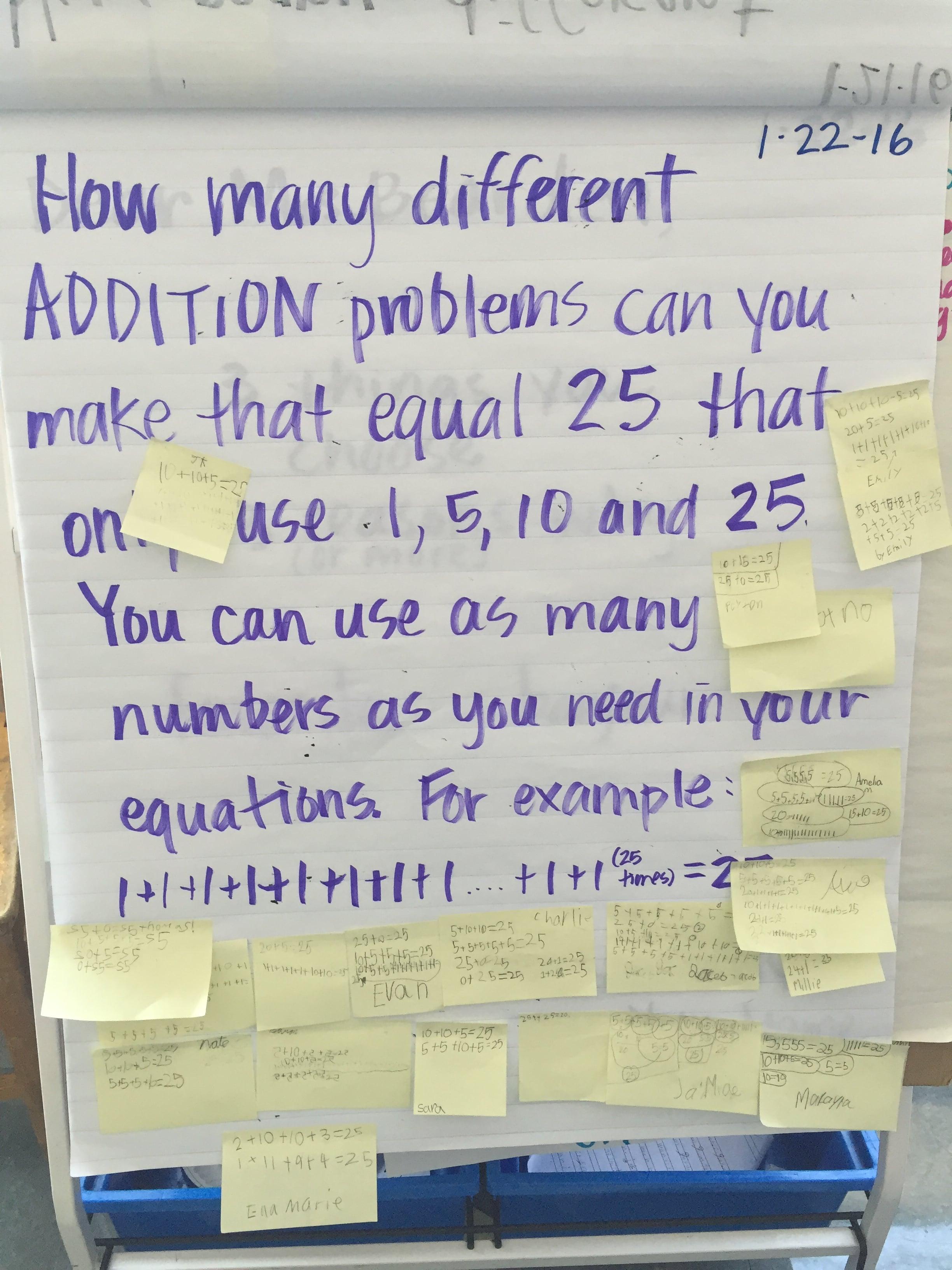 Second Grade Math Warm Ups Catching Up