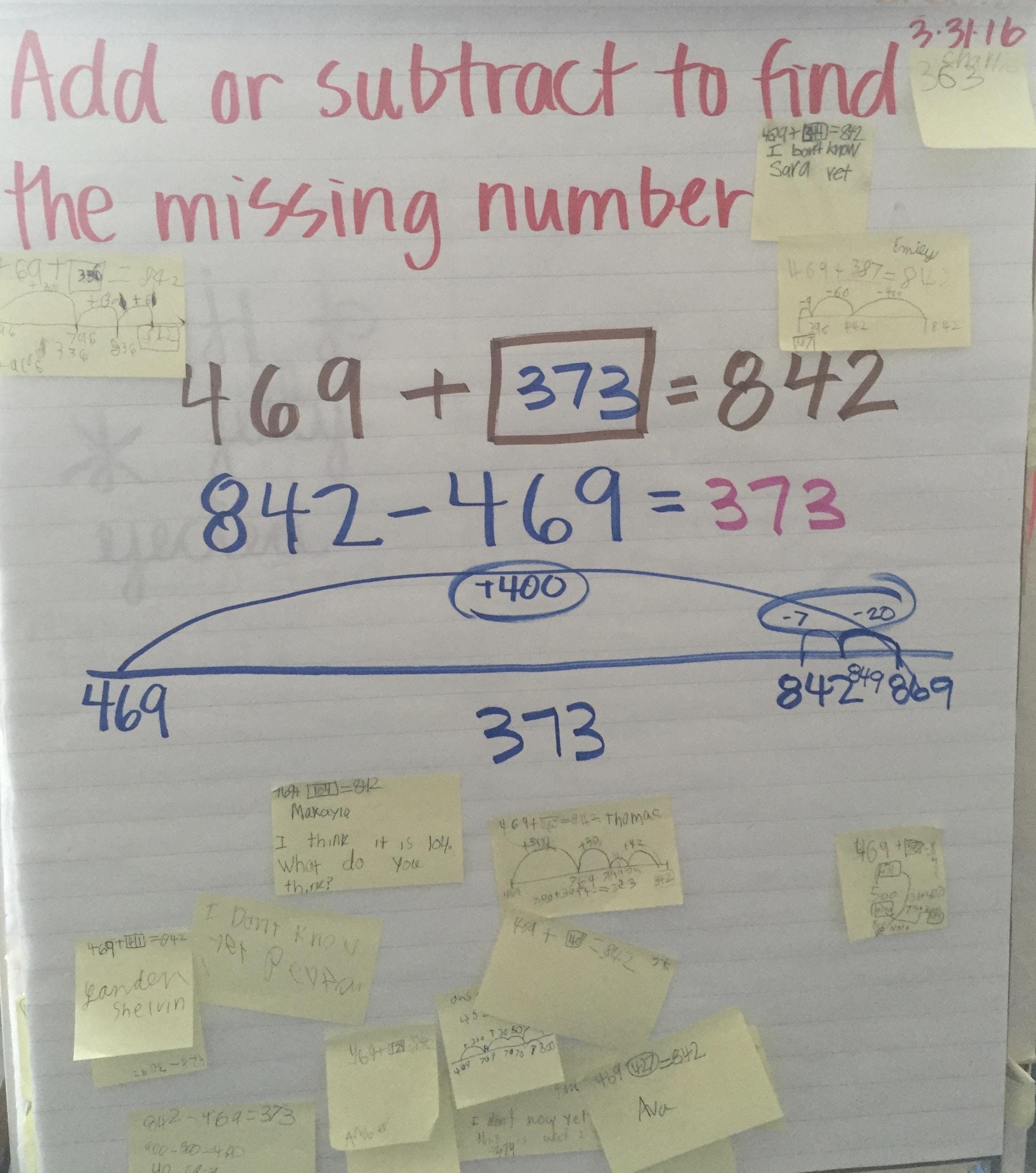 Second Grade Math Warm Ups Week Of March 28 April 1