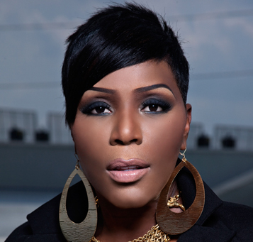Comedienne Sommore