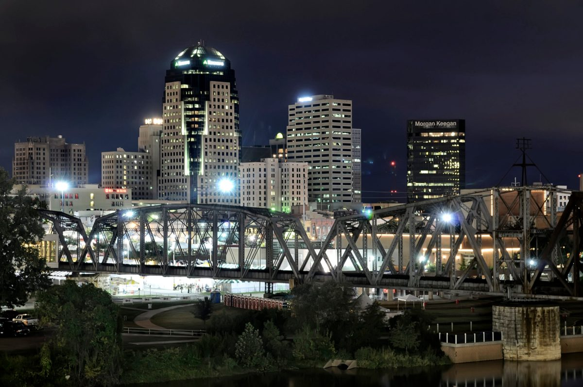 Downtown Shreveport Setting the Stage for a Dramatic Comeback
