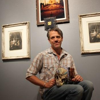 A photo of photographer Wayne Martin Belger