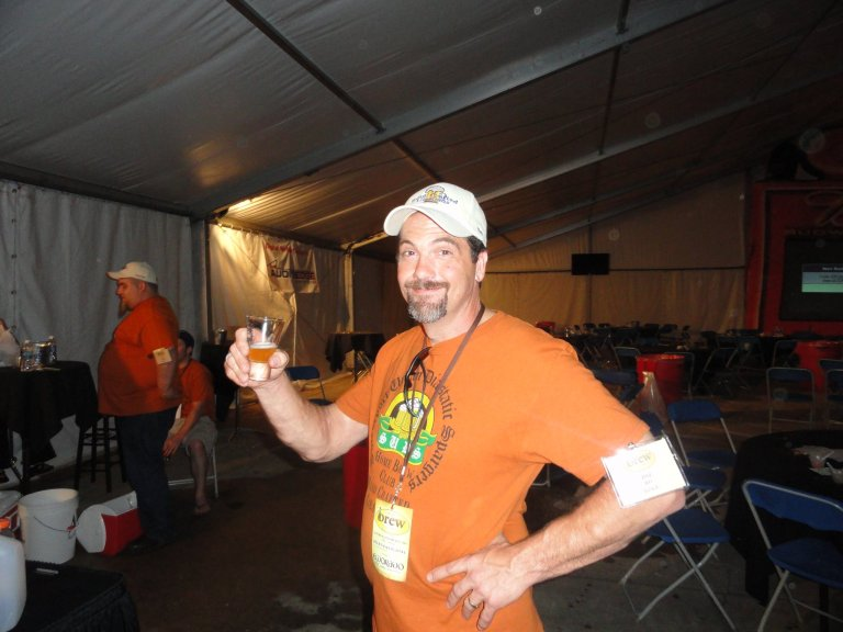 A photo of 2012 World Cup of Beer Champion Jeff Pieper
