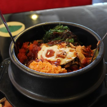 A photo of Dolsot Bibimpap at Kabuki Sushi in Bossier City