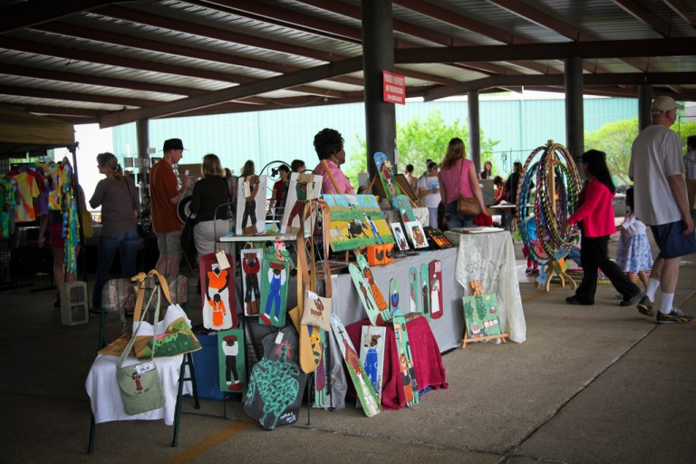 An image of the April 2011 Texas Avenue Makers Fair
