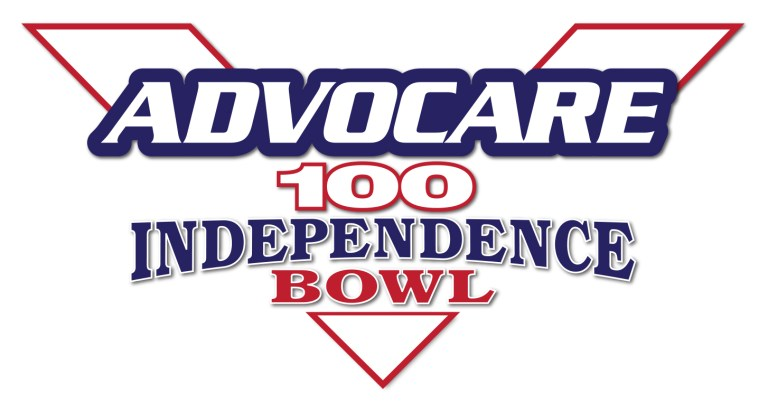 Advocare V100 Independence Bowl logo