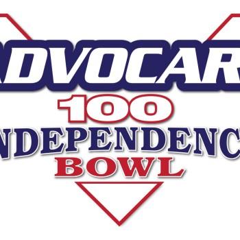 Advocare V100 Independence Bowl logo