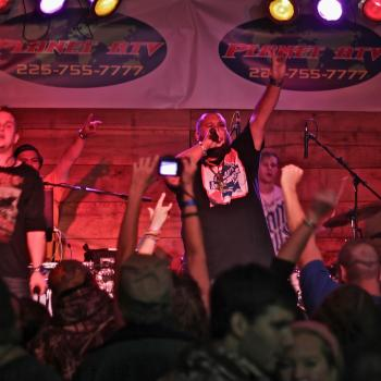 A photo of Big Smo live in concert