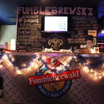 A photo of Fumblebrewski in Shreveport