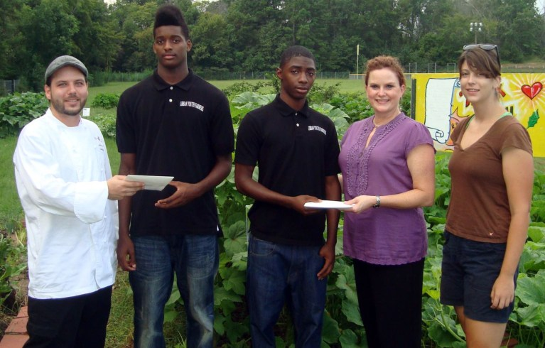 A photo from Valencia Youth Garden in Shreveport