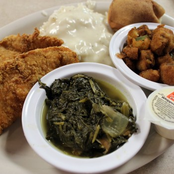 A photo of food from Murrell's in Bossier City