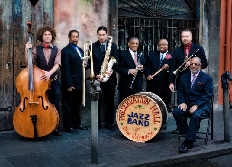 A photo of Preservation Hall Jazz Band