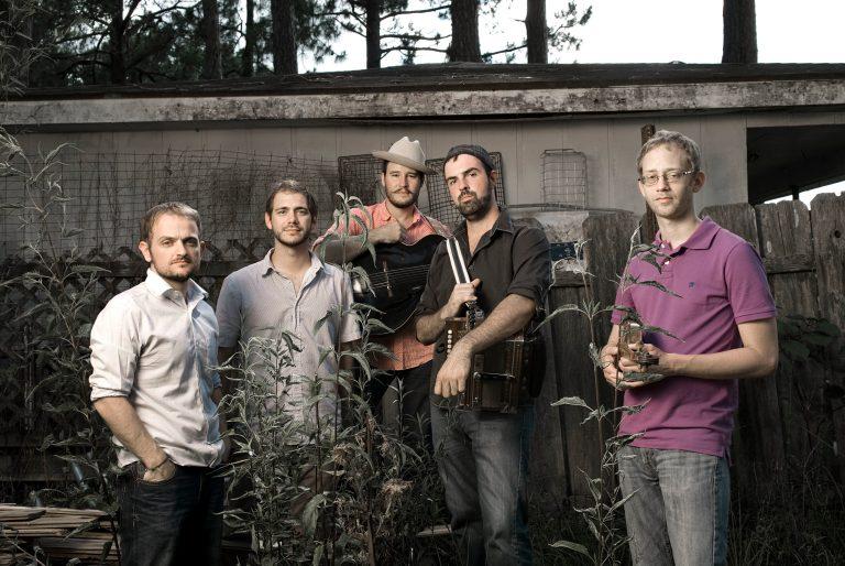 A photo of the Pine Leaf Boys