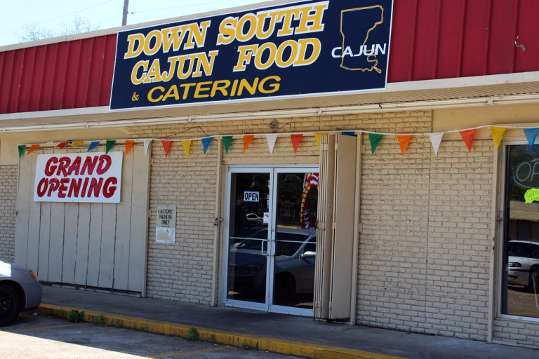 A photo of Down South Cajun Food