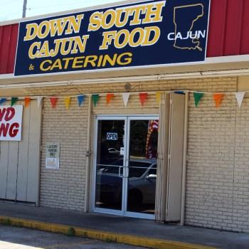 A photo of Down South Cajun Food