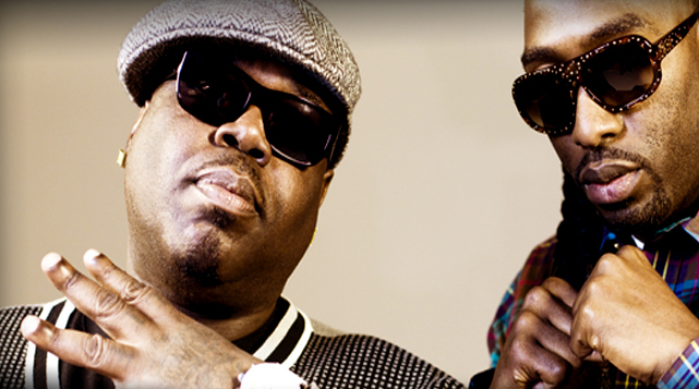 A photo of 8Ball and MJG