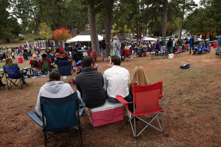 A photo of the Highland Jazz and Blues Festival