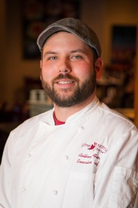 A photo of Chef Anthony Felan