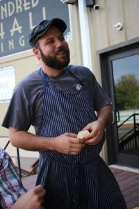 A photo of Chef Anthony Felan