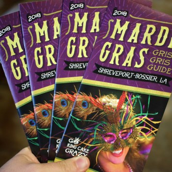 A photo of the Gris Gris Guide to Mardi Gras in Shreveport-Bossier