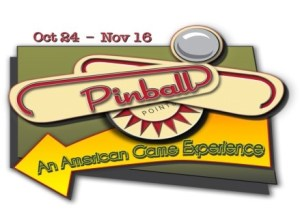 The logo for Pinball: An American Game Experience