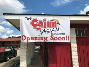A photo of The Cajun Asian restaurant