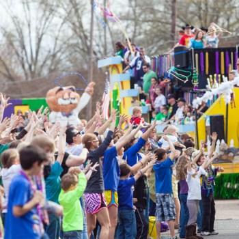 A photo of Mardi Gras in Shreveport-Bossier
