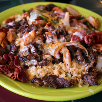 A photo of Crazy Rice from Ramirez Mexican restaurant