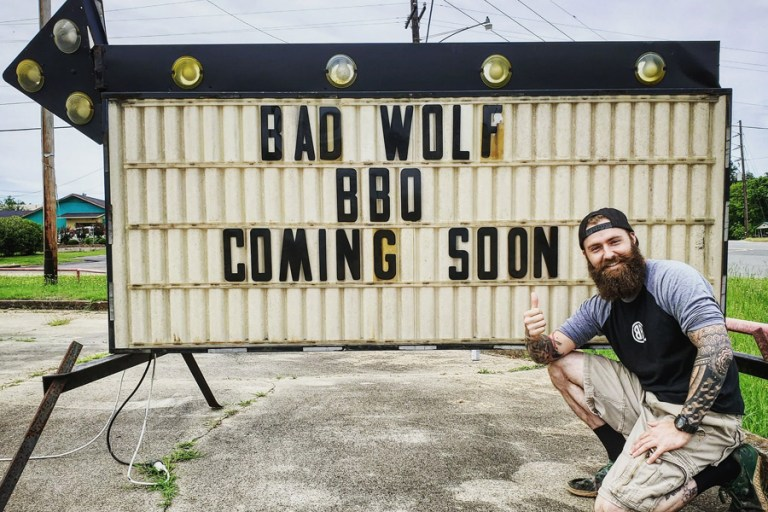 A photo of Bad Wold BBQ