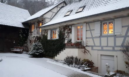 Ambiance 'cosy' en hiver