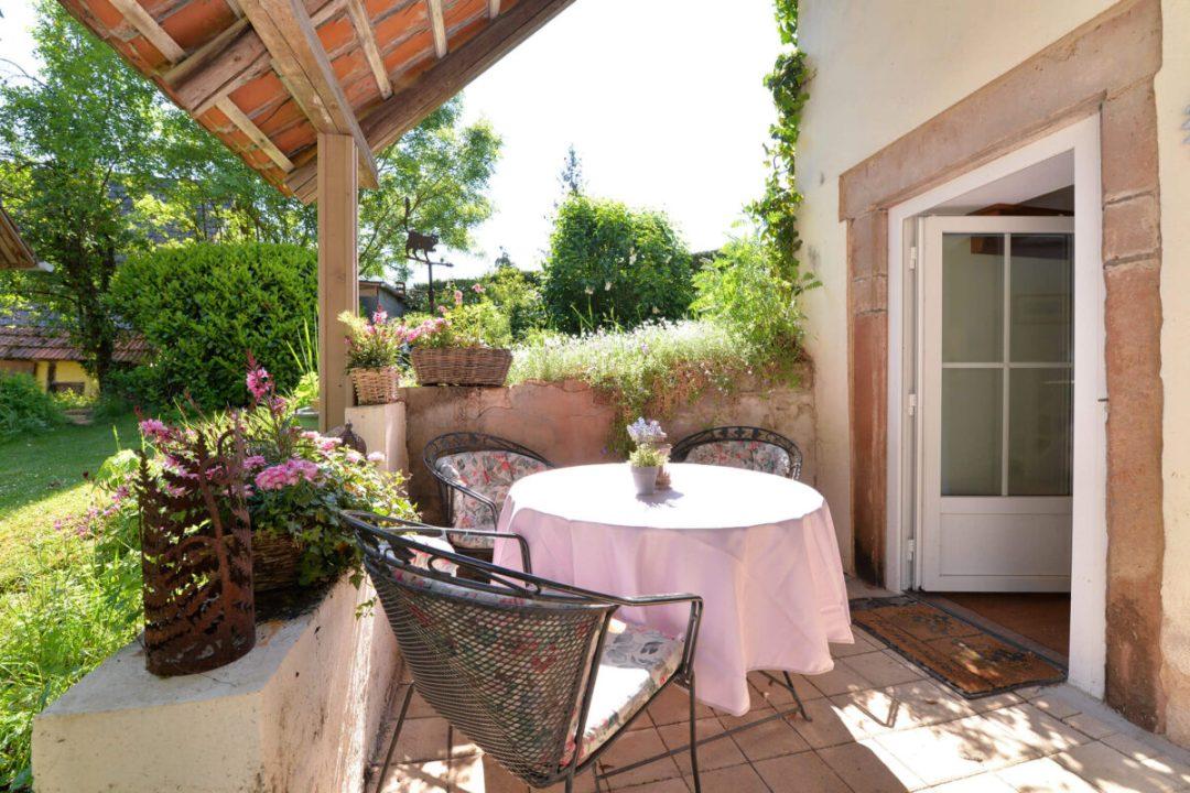 Soleil patio 2