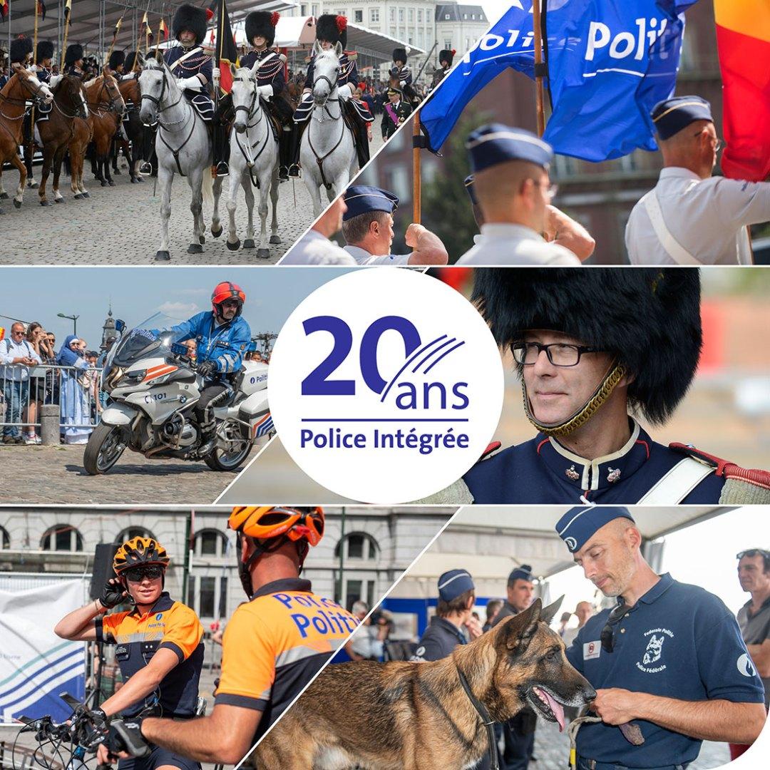 20 ans de Police Intégrée