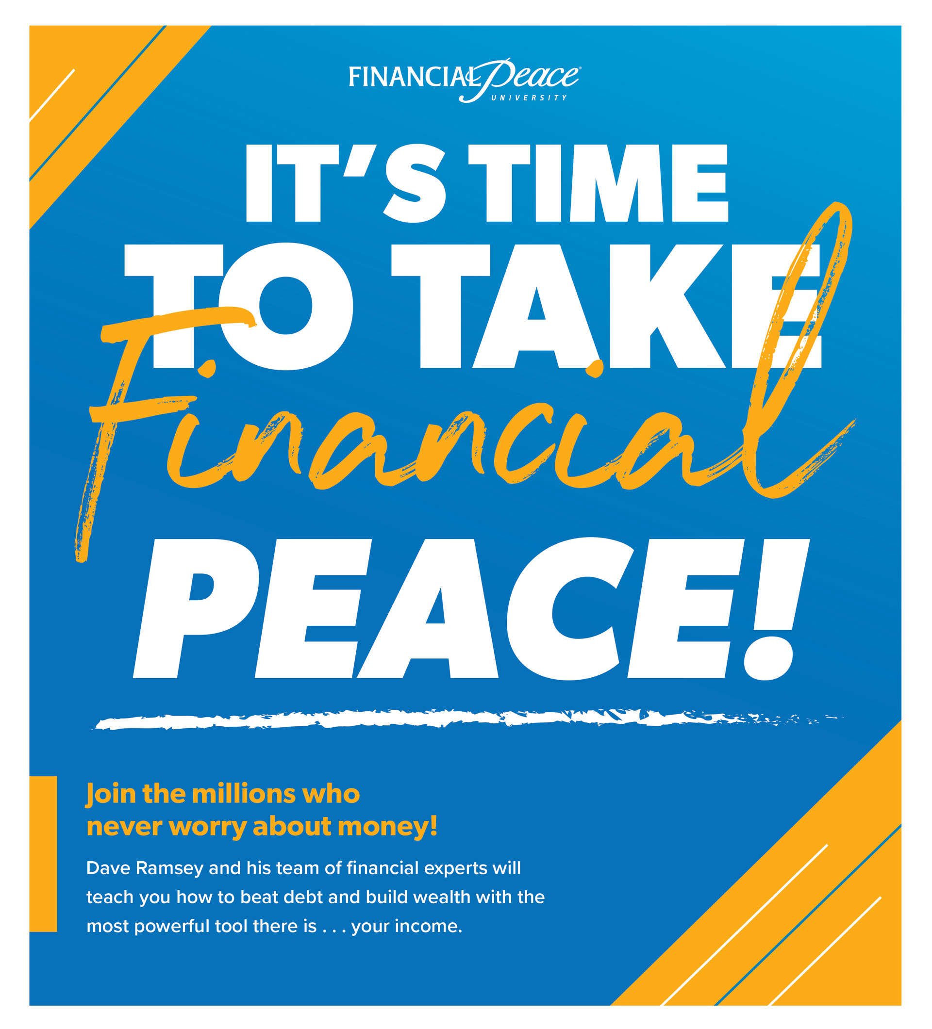 Financial Peace University Journey Community Church