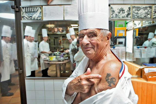 Paul Bocuse død