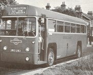 AEC 'RF', 1952 onwards