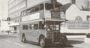 AEC 'RT', 1963 onwards